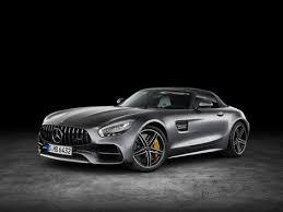 Mercedes ha revelado el primer boceto del modelo conceptual que presentará esta semana en ginebra, un sedán deportivo que se basa en el deportivo amg gt. Mercedes Amg Gt Roadster De 2018 Galeria De Fotos Cnet En Espanol