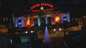 Downtown Denver Lights Downtown Denver Will Sparkle With New Traditional Holiday