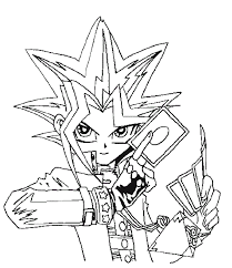 I don't own yugioh, which is okay, because i've watched the show for over a year and can't play the game to save my life. Yu Gi Oh Coloring Pages Free Educative Printable Paginas Para Colorir Desenhos Para Colorir Colorir Online