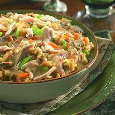 leftover turkey casserole.  Leftover Throughout Leftover Turkey Casserole N