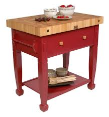 Kitchen Chopping Block Table 939 Jasmine Butcher Block Table John Boos Via Butcher Block Co