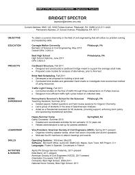 Civil Engineering Charts Sample Civil Environmental Engineering Resume