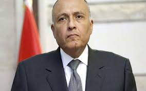 سامح شكري يستقبل وزير خارجية اليونان ورئيس مجلس الشورى اليمني غدآ