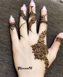 Beautiful Henna Designs For Fingers Henna Design Mehndi Designs For Fingers Mehndi Designs
