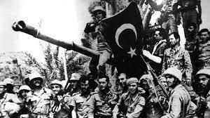 Kıbrıs Barış Harekatı - YouTube