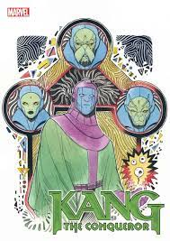 KANG THE CONQUEROR #1 Variant Cover ...
