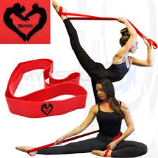kinetic ballet stretch band dance cheer gymnastics flexibility and stretching