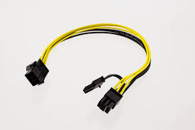 pci express power adapter cable 6p male to 6p female 2p female pci express power adapter cable 6p male to 6p female 2p female