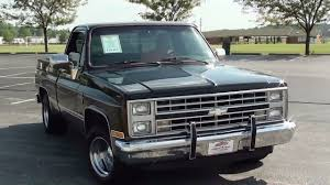 Test Driving 1986 Chevrolet Silverado C10 Pickup - YouTube