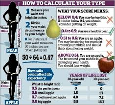 Body Fat Calculator For Women Chart Pin On Health