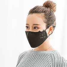 Mouth Mask Design Us 3 65 7 Off Women Mouth Masks Cute Cat Kitty Design Breathable Anti Dust Half Face Mask Face Mouth Mask Monuth Cover Dust Proof Face Protect In