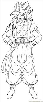 Small Picture Printable Vegeta Coloring Pages Coloring Me