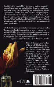 devotion michelle herman com books
