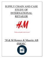 pest analysis h m h m fashion beauty study of brand h m