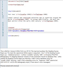 Bibtex Cant Link Latex Document Up To Bibliography Tex Latex