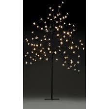 Branch Lights Kmart Blossom Twig Tree With Lights 1 2m 120 Led Bulbs Kmart