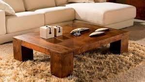 modern wood coffee table for modern theme  chocoaddictscom