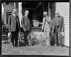 henry ford with thomas edison. Modren Ford Coolidge  Henry Ford Thomas Edison  Plymouth VT And With O