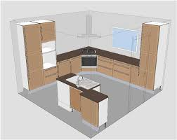 Cuisine 10m2 Plan En Photo