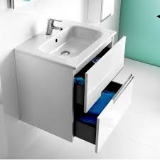 discount bathroom vanities uk. roca victoria-n 2 drawer vanity unit with basin discount bathroom vanities uk s