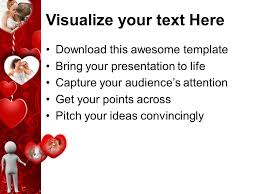 Love Power Point Background Man Explaining The Love Powerpoint Templates Ppt Themes And