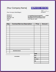 Employee Invoice Template Free 14 Clarifications On Invoice And Resume Template Ideas