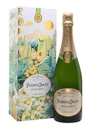 perrier jouet grand brut chagne gift box