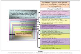 352 figure 1 the current fulfilment of managerial roles competencies and skills or areas for management development to enhance these roles competencies