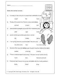 Vocabulary Worksheet For 2Nd Grade Worksheets for all | Download ...