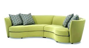 semi circle sectional sofa curved sectional sofa with small conversation sofa with half circle couch design