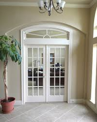 incredible interior french doors with with arched transom arched french doors o76