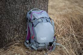 the osprey kresta 30l is a solid option for las who shred in the backcountry