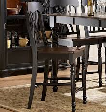cherry counter height piece: availability in stock homelegance ohana  piece counter height dining room set in black cherry