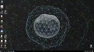 Sphere 4k Live Wallpaper - Desktophut.com