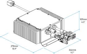 quiq dci battery charger dc dc converter delta q quiq dci 1000 battery charger dc dc converter specifications