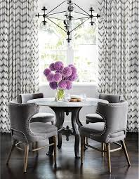 round dining table decor. gorgeous contemporary dining room! marble top tablesmall round table decor e