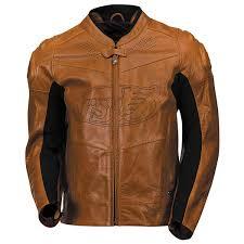 zuma leather brown jacket mens no reviews roland sands design
