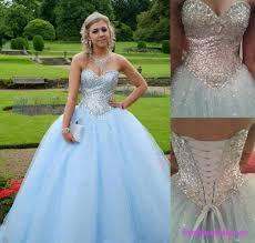 Light Blue Prom Dresses 2018 Pin On Sweet 16