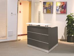 desk for small office. Office Small Reception Desk For O