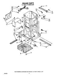 Whirlpool pactors parts model tu8000xlp0 sears partsdirect light switch wiring diagram 1966 mustang wiring diagram