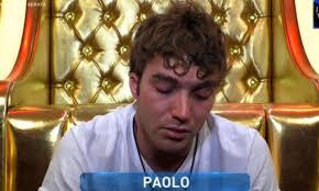 Grande Fratello Vip, Paolo Ciavarro in lacrime: le parole ...