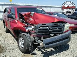 Used Parts 2008 Toyota Tacoma 2.7L 2TRFE Engine   Subway Truck Parts ...