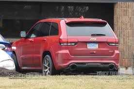 2018 jeep srt8 hellcat. contemporary jeep images surface of jeep testing grand cherokee hellcat trackhawk with 2018  srt8 with jeep srt8 hellcat