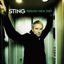 <b>BRAND NEW</b> DAY by <b>Sting</b> CD 1999 [Desert Rose] A&M Records ...
