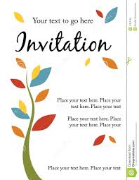 pretty party invitation royalty stock photo image  pretty party invitation