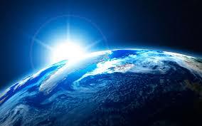 desktop background space earth. Fine Background Earth From Space Desktop Backgrounds And Background R