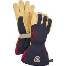 Hestra Philippe Raoux Classic 5 Finger Gloves