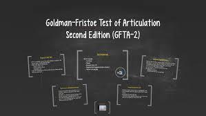 Goldman Fristoe Test Of Articulation 2 By Kaitlyn Walls On Prezi