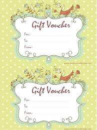 Free Printable Gift Certificates Template Free Birthday Gift Cards Online Anniversary Gift Certificate