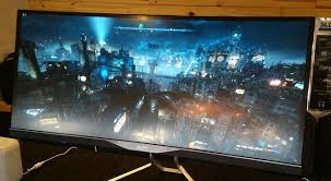 best size monitor for gaming all about ultrawide monitors the latest trend in gaming and